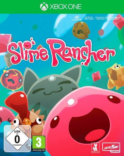 Slime Rancer Xbox One