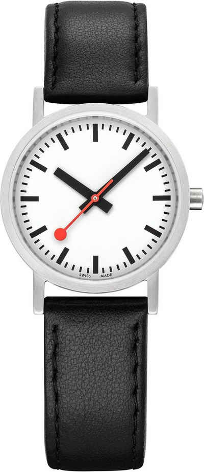 MONDAINE Schweizer Uhr »Classic Pure, A658.30323.16OM«