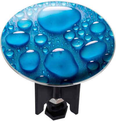 WENKO Waschbeckenstöpsel »Drops«, PLUGGY XL