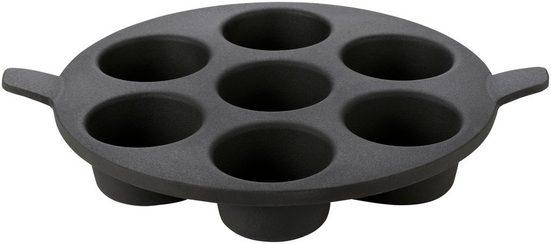 Tepro Grillschale, Gusseisen, für Gebäck; 32 cm Durchmesser
