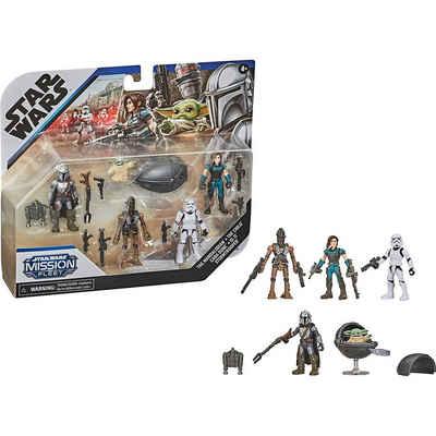 Hasbro Spielfigur »Star Wars Mission Fleet The Child Beschützer 6 cm«