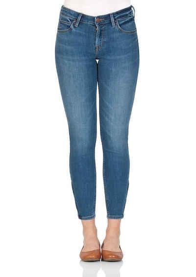 Lee® Skinny-fit-Jeans »Scarlett Cropped« Jeanshose mit Stretchanteil