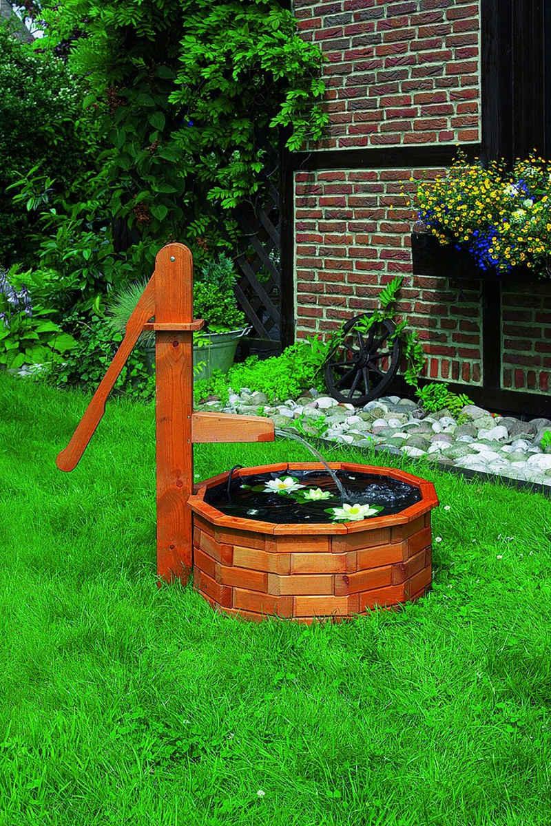 promadino Gartenbrunnen, 64 cm Breite