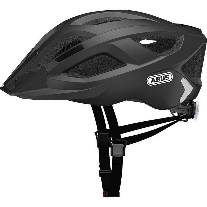ABUS Kinderfahrradhelm »Fahrradhelm Aduro 2.0, velvet schwarz«
