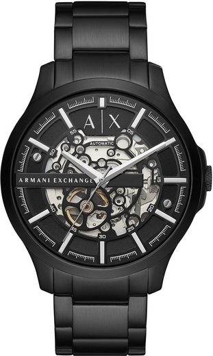ARMANI EXCHANGE Automatikuhr »AX2418«