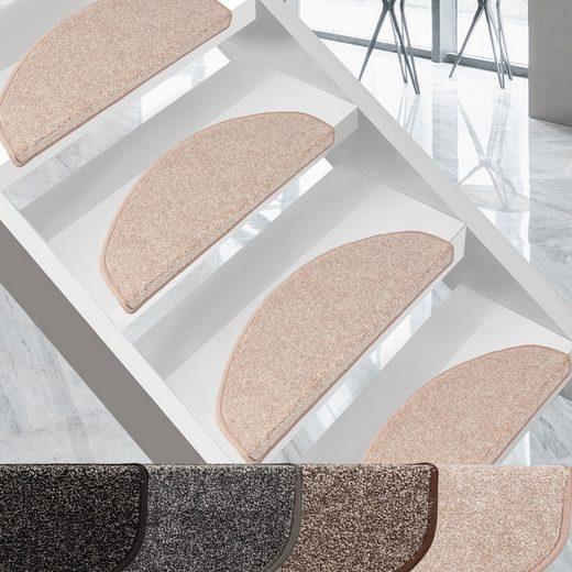 Stufenmatte »Toulon«, Kubus, Halbrund, Höhe 10 mm