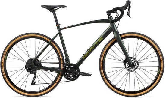 Whyte Bikes Gravelbike, 20 Gang Shimano Shimano GRX RD-RX400 Schaltwerk, Kettenschaltung