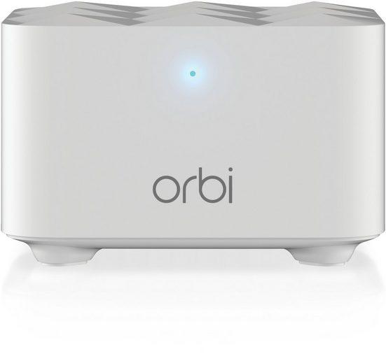 NETGEAR Orbi WiFi Set RBK13-100PES »Abdeckung für Ihr ganzes Zuhause«