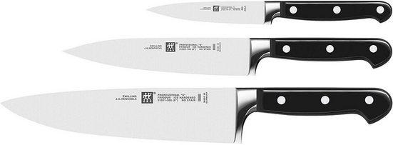 Zwilling Kochmesser »Professional S Messerset Küchenmesser«