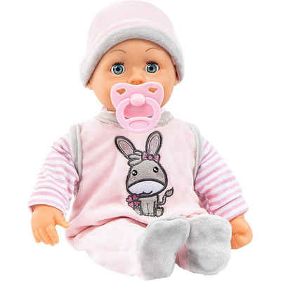 Bayer Babypuppe »Sweet Baby rosa 38 cm«