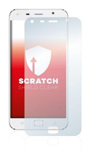 upscreen Schutzfolie »für UMi Touch X (5.5)«, Folie Schutzfolie klar anti-scratch
