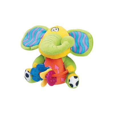 Playgro Motorikwürfel »Zany Zoo Elephant mit Beißringen«
