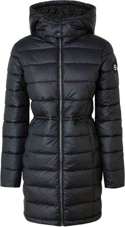 Pepe Jeans Winterjacke »EILEEN« tailliert durch innenliegendes Zugband mit großer Kapuze und durchgehendem Reißverschluss
