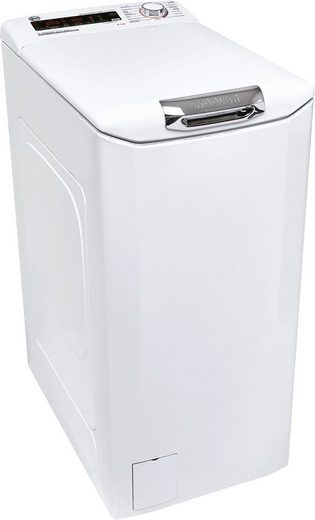 Hoover Waschmaschine Toplader H3TFMQ46TAMCE-84, 6 kg, 1400 U/min