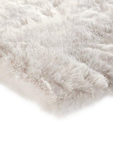 Teppich Synthetik Lammfell