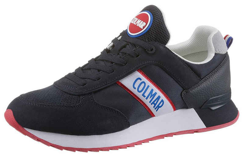 Colmar »Travis Runner« Keilsneaker mit seitlichem Logoschriftzug