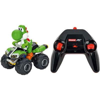 Carrera® Spielzeug-Auto »Carrera RC 2,4GHz Mario Kart, Mario - Quad«