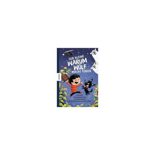 Knesebeck Verlag Der kleine Warumwolf macht Ferien