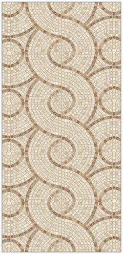MySpotti Spritzschutz »fresh F3 Marble Stone Mosaik«, 100 x 210 cm
