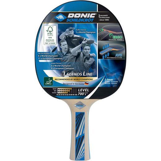 Donic-Schildkröt Tischtennisschläger »Legends700«