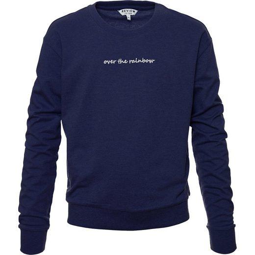 REVIEW for Teens Sweatshirt für Mädchen