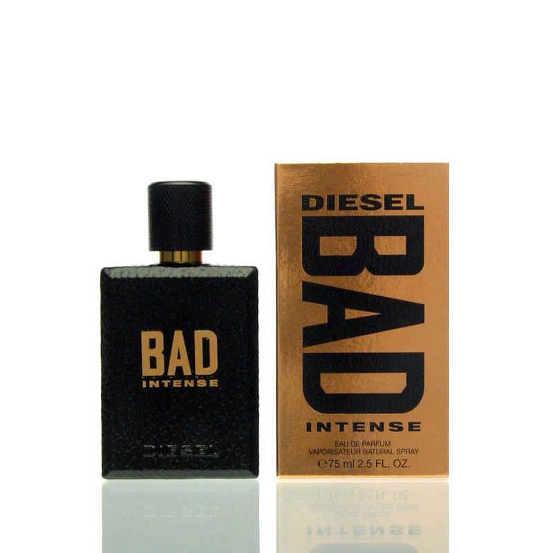 Diesel Eau de Parfum »Diesel Bad Intense Eau de Parfum 75 ml«