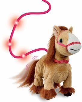 Vivid Plüschtier mit Funktion, ca. 22 cm, »AniMagic Tessie Pony«