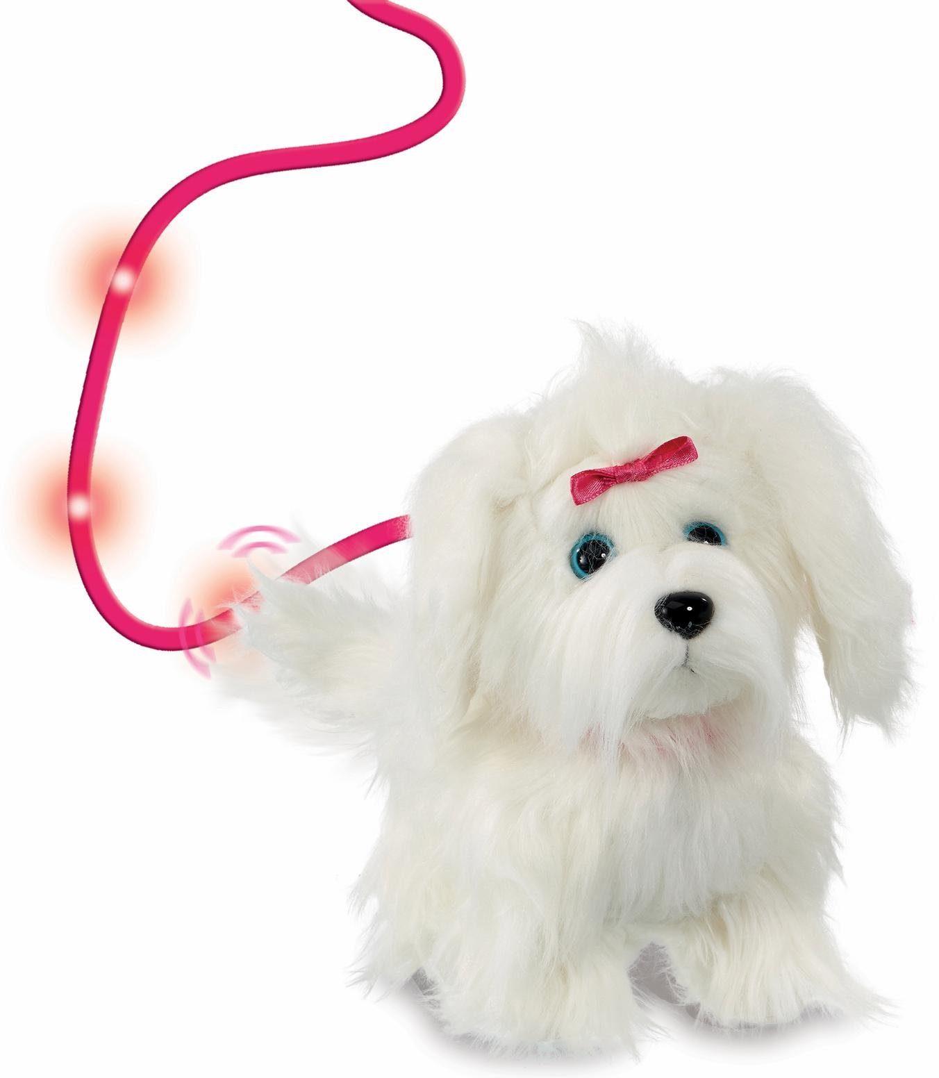 Vivid Plüschtier mit Funktion, ca. 22 cm, »AniMagic Fluffy Hund «