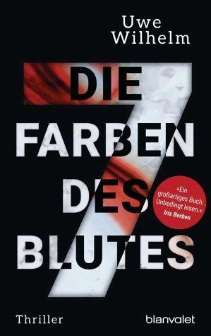 Broschiertes Buch »Die sieben Farben des Blutes / Helena Faber Bd.1«