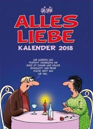 Kalender »Alles Liebe Kalender 2018«