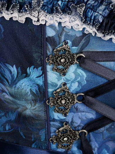 Amy Vermont Dirndl Avec Imprimé Floral