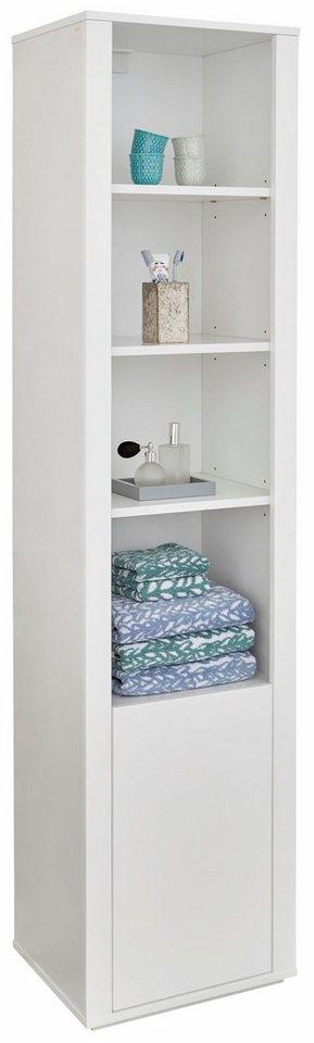 gmk home living hochschrank como ma e b t h 42 35 181 cm online kaufen otto. Black Bedroom Furniture Sets. Home Design Ideas