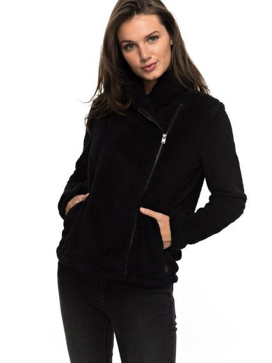 Roxy Plüsch-Fleece-Jacke Dream Freely