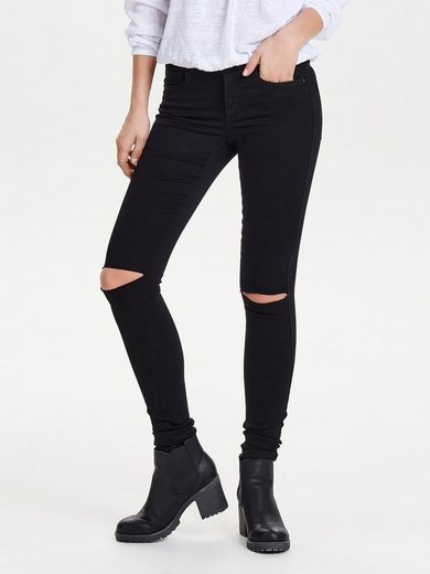 Only Royal Reg Skinny Fit Jeans