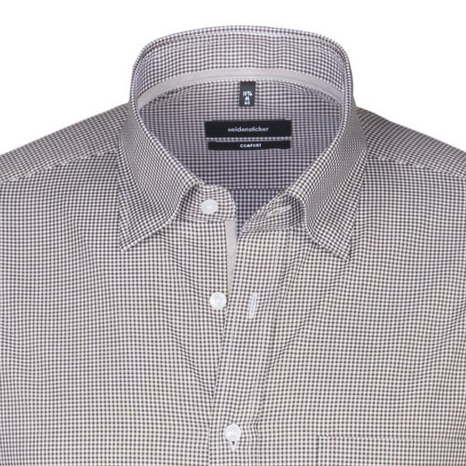 seidensticker Businesshemd Comfort, Button-Down-Kragen