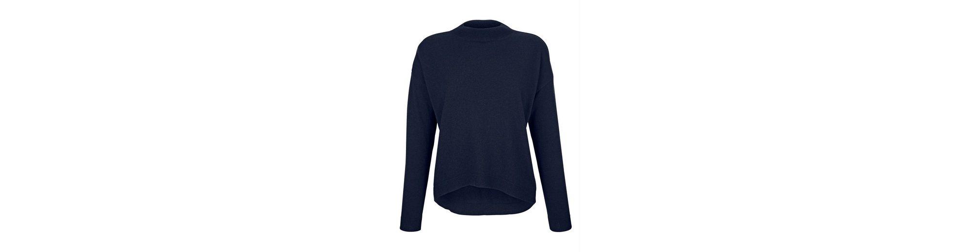 Freies Verschiffen Begrenzte Ausgabe Alba Moda Pullover mit Stehkragen Billig Verkauf Mit Paypal KRajK