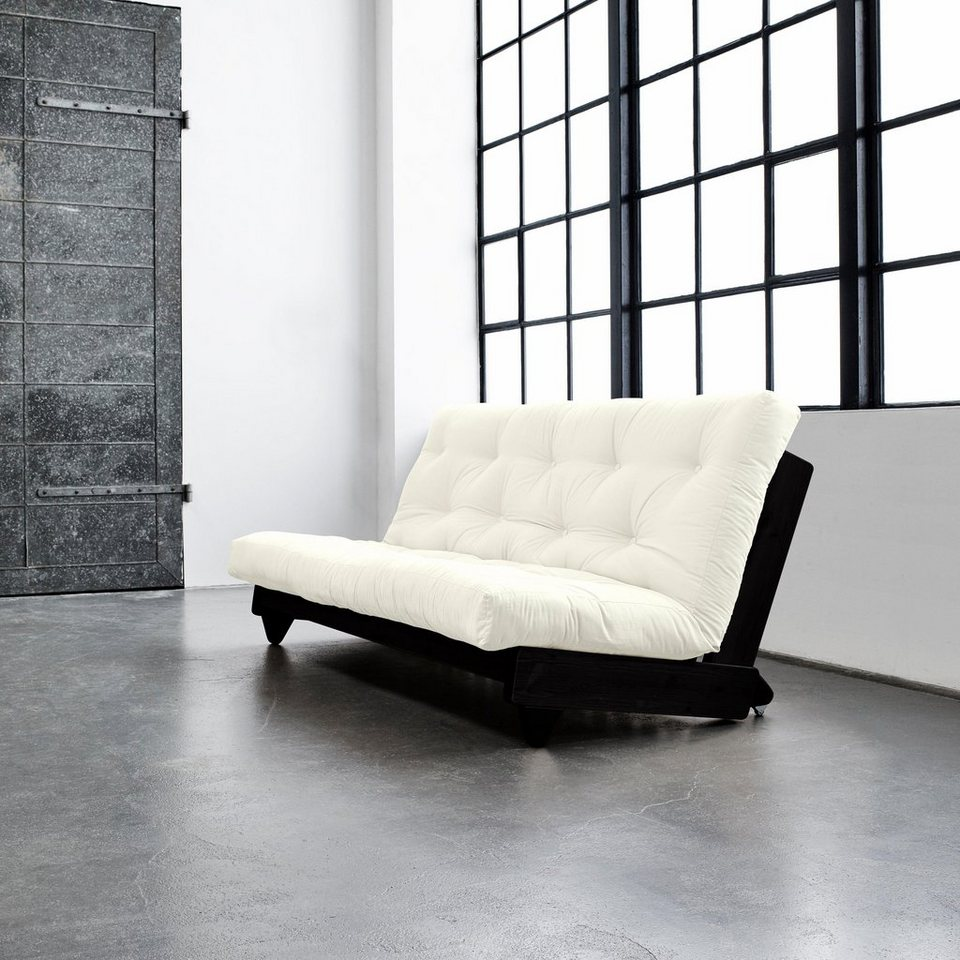 karup schlafsofa fresh inkl futonmatratze otto. Black Bedroom Furniture Sets. Home Design Ideas