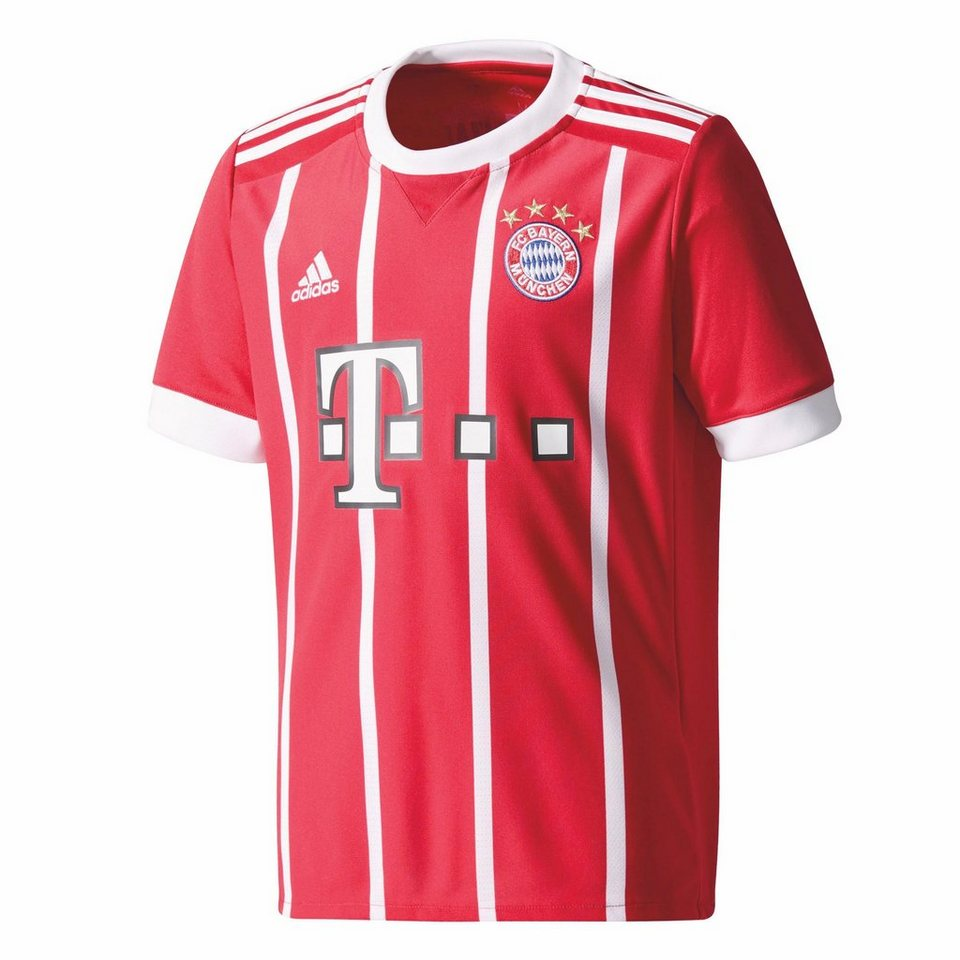 adidas performance fu balltrikot fc bayern heimtrikot. Black Bedroom Furniture Sets. Home Design Ideas