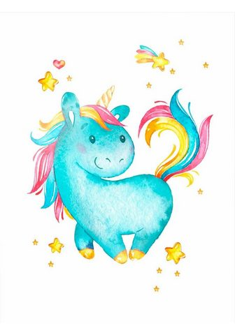 Plakatas »Milly the Unicorn« (2 St.)