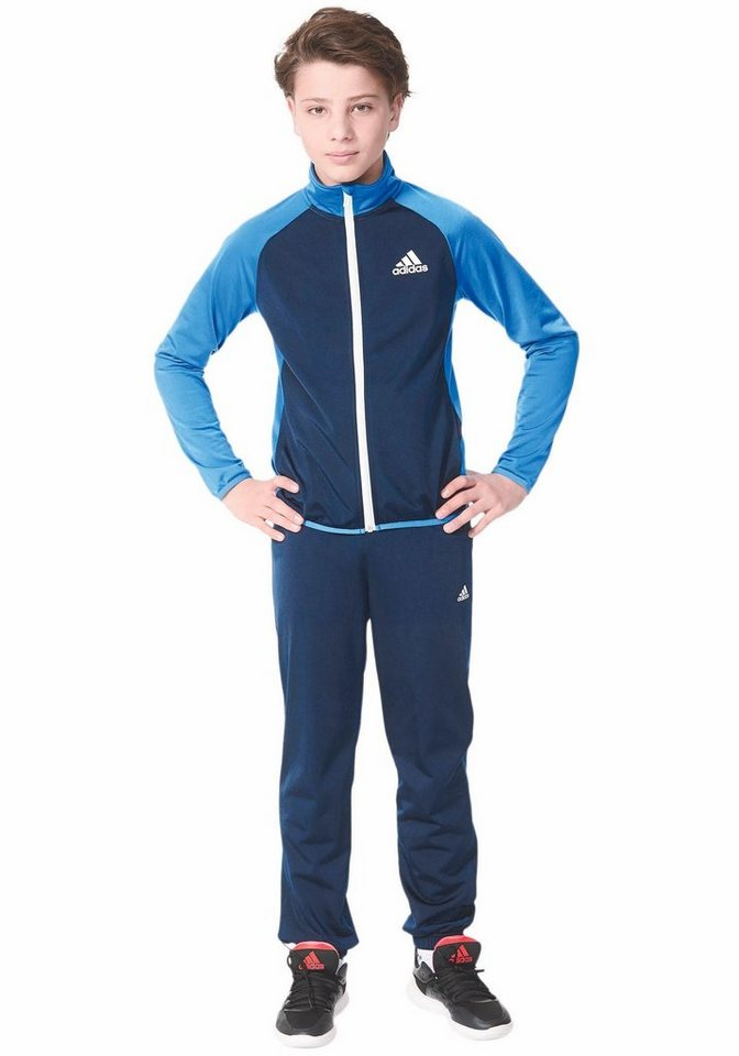 adidas performance trainingsanzug young boys track suit entry ch online kaufen otto. Black Bedroom Furniture Sets. Home Design Ideas