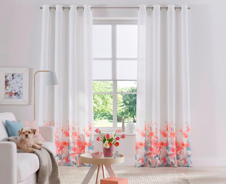 home affaire gardinen beautiful gardine feenza home affaire collection kruselband stck online. Black Bedroom Furniture Sets. Home Design Ideas