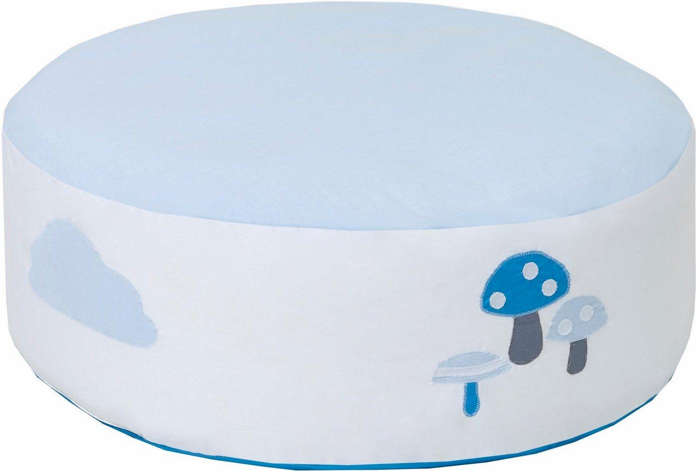 Sitzmöbel - Hoppekids Sitzsack »Eule«  - Onlineshop OTTO