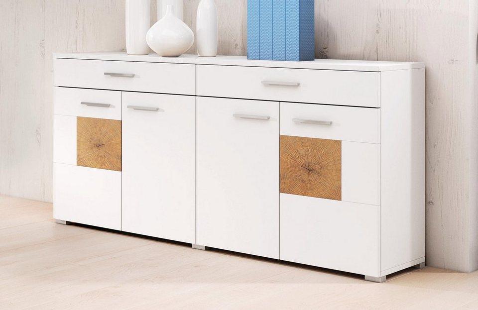 sideboard wobona breite 150 cm online kaufen otto. Black Bedroom Furniture Sets. Home Design Ideas