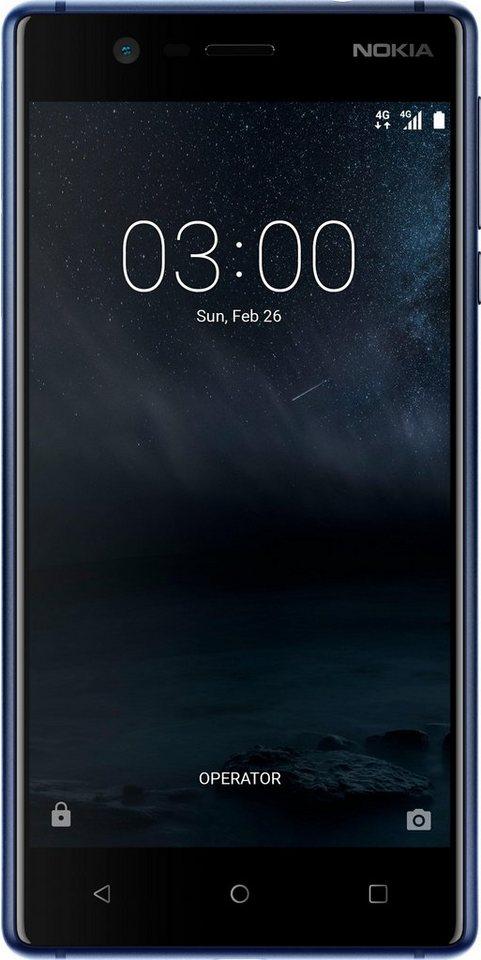 nokia 3 dual sim smartphone 12 7 cm 5 zoll display lte. Black Bedroom Furniture Sets. Home Design Ideas
