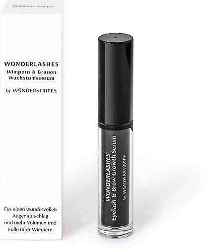 WONDERSTRIPES, »WONDERLASHES«, Wimpern- und Brauen Wachstumsserum