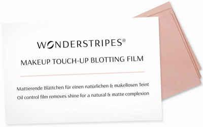 WONDERSTRIPES Make-up »Touch-Up Blotting Film«, 30 Blättchen