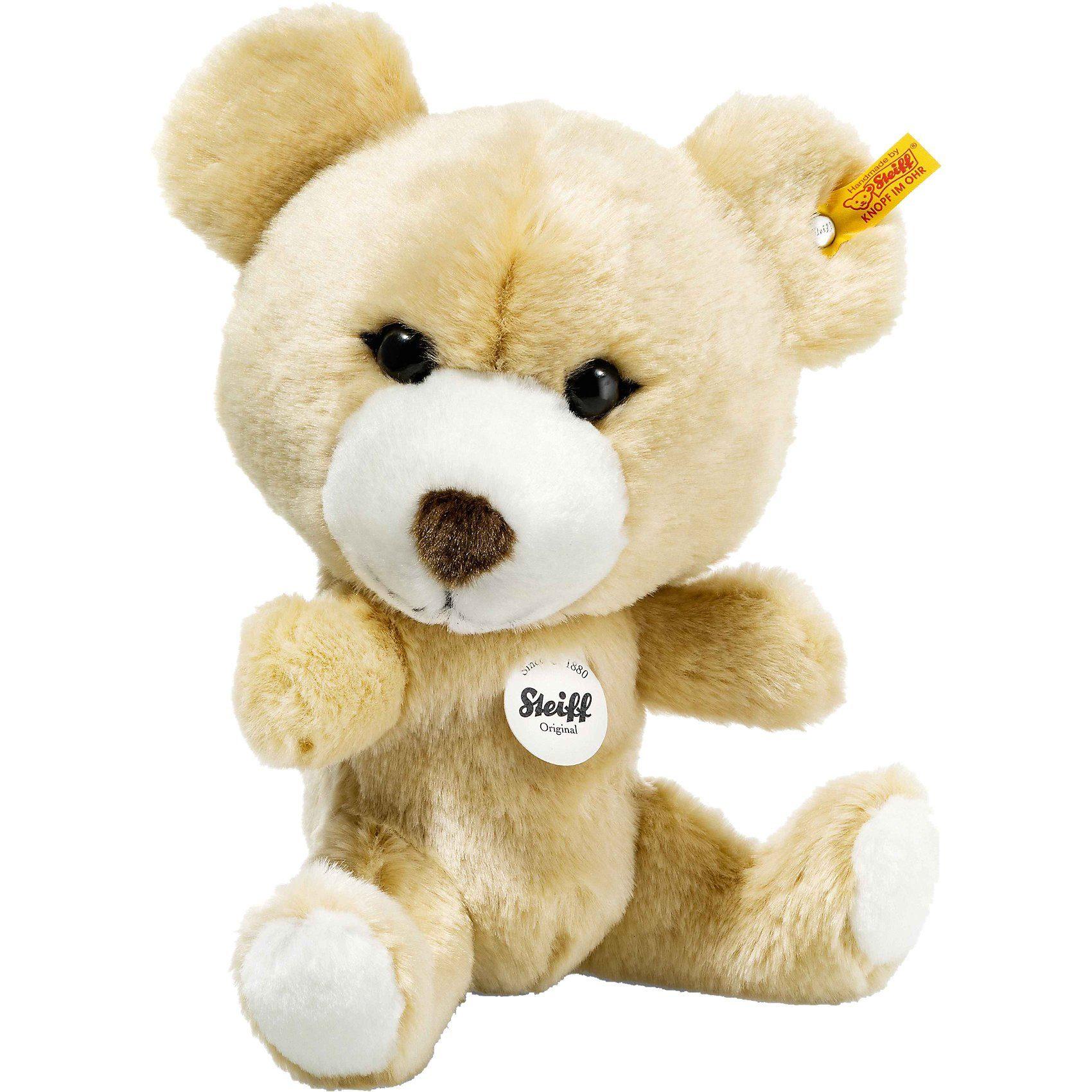 Steiff Ben Teddybär blond sitzend, 22 cm