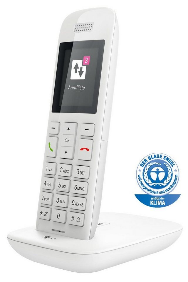 telekom telefon schnurlos speedphone 11 mit basis und ab. Black Bedroom Furniture Sets. Home Design Ideas