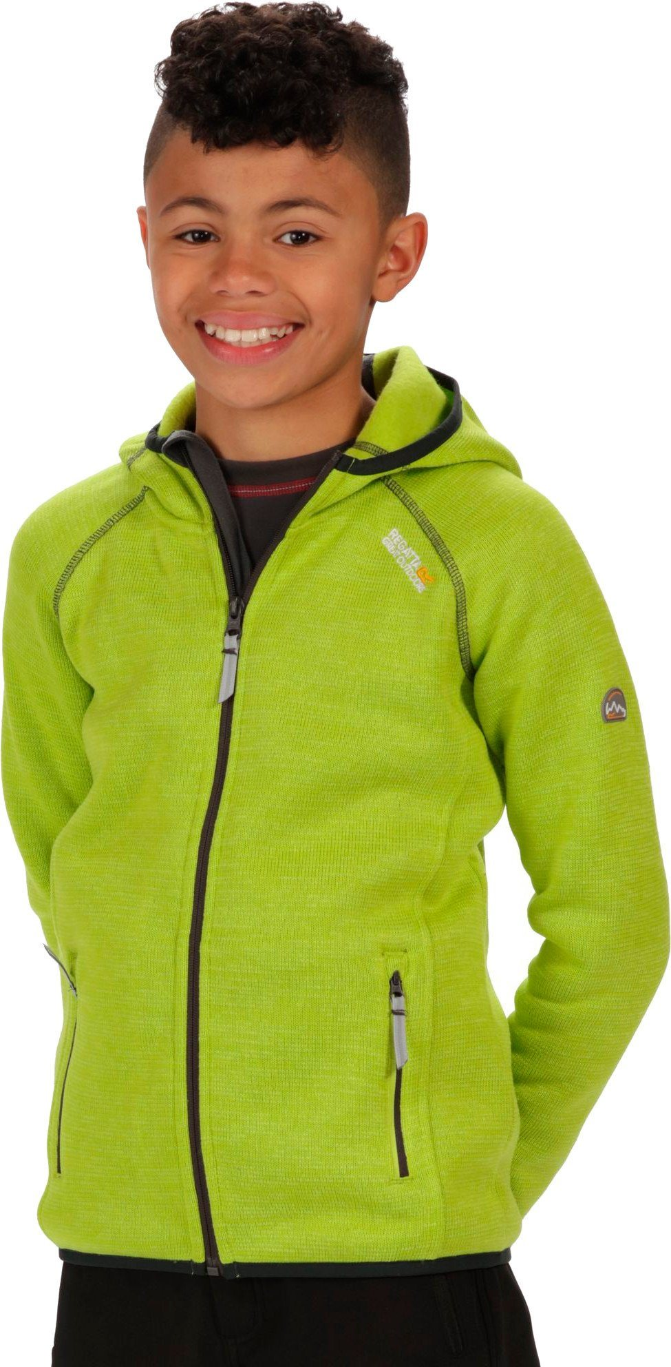 Regatta Outdoorjacke »Regatta Dissolver Fleece Jacket Kids«