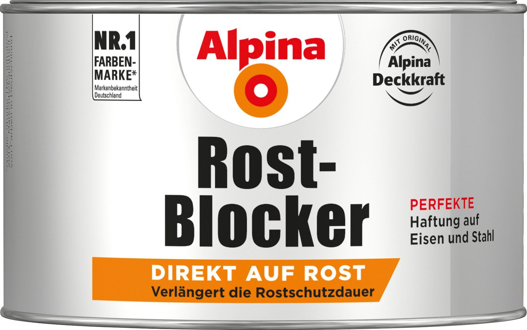 ALPINA Rostblocker »Rost-Blocker«, grau, 300 ml